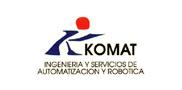 INGENIERÍA Y SERVICIOS DE AUTOMATIZACIÓN Y ROBÓTICA KOMAT, S.L.