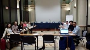 foto gruppo meeting roma